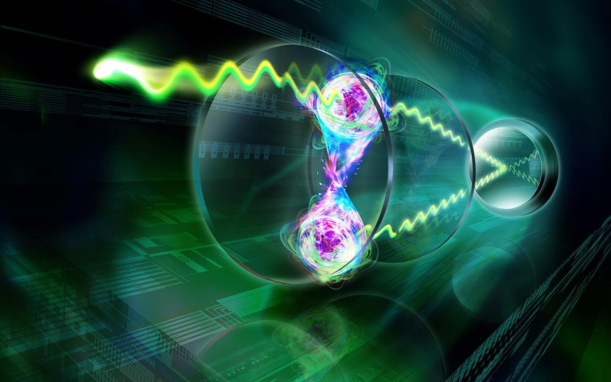 Physicists have created the first prototype of a quantum signal repeater