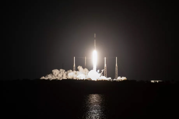 SpaceX last launched Dragon ship