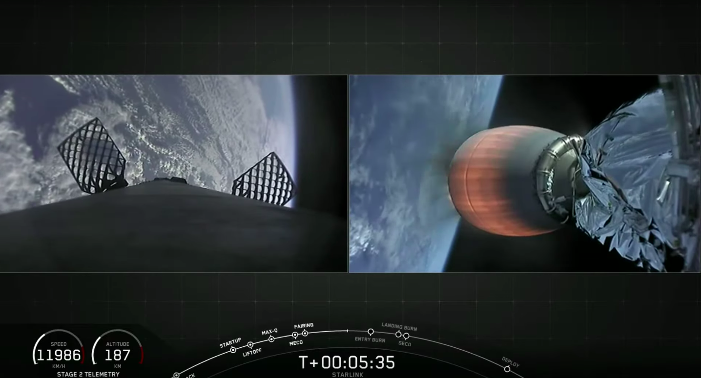 Elon Musk has put another 60 Starlink satellites into Earth orbit to distribute the Internet