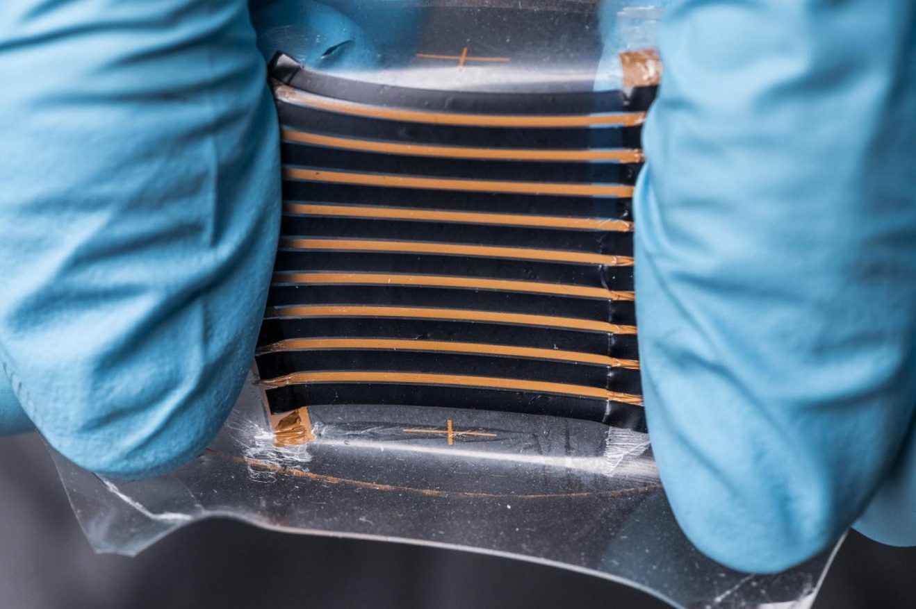 Physicists have created expandable thermoelectric generators