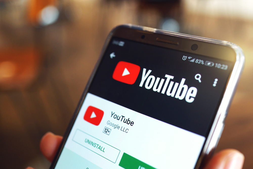 YouTube following Netflix will reduce video quality in Europe due to quarantine