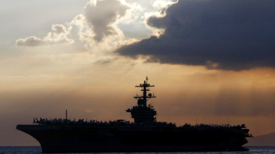 A sailor from the aircraft carrier Theodore Roosevelt died of complications caused by a coronavirus