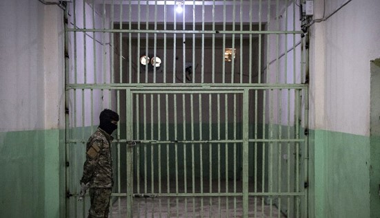 Detention centers for IS militants have received protection from coronavirus