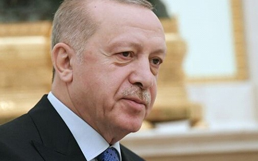 Erdogan wished the Johnson recovery