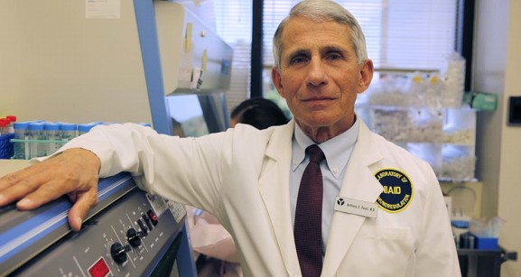 Fauci recommends avoiding handshakes