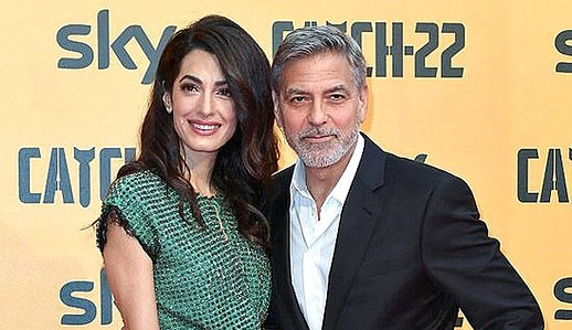 George and Amal Clooney have donated more than a million dollars to fight the coronavirus