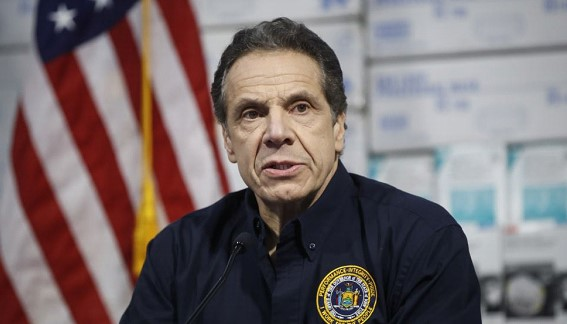 "Governor of New York: ""The worst is over"""