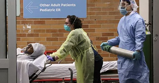 In the United States, the number of victims of coronavirus reached 60 thousand people