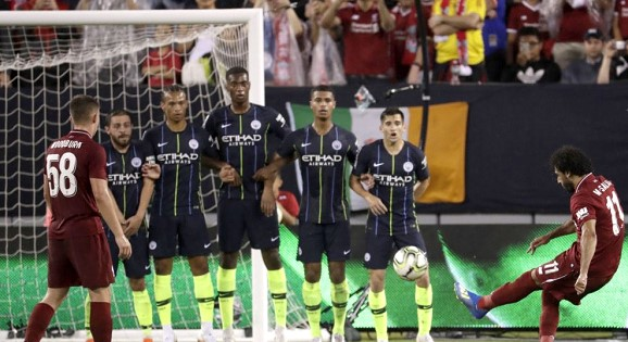 International Champions Cup canceled due to pandemic