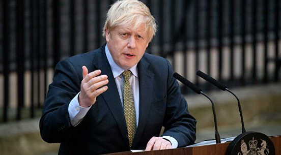 Johnson office told about the Prime Ministers condition