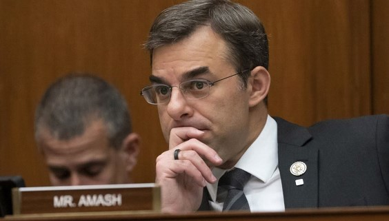 Justin Amash is ready to run for President from the libertarian party
