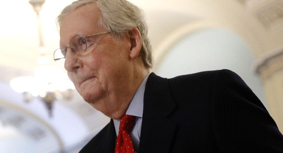 McConnell: the Senate will return to work on May