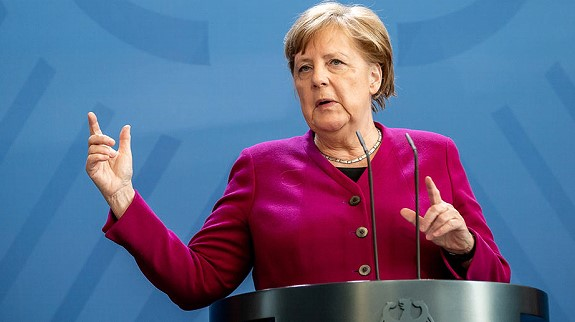 Merkel said that sanctions against Russia during the pandemic are unpleasant