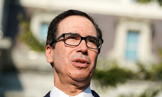 Mnuchin admits the possibility of opening the economy in May