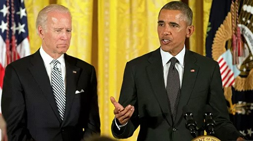 Obama supports Biden as US presidential candidate