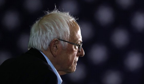 Sanders suspended his campaign