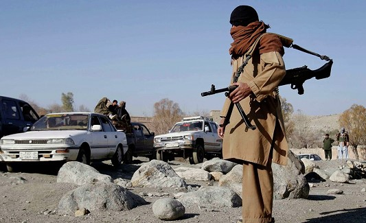 The Taliban accused Washington and Kabul of violating the peace agreement
