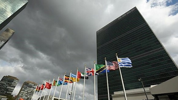 The number of UN employees infected with the coronavirus has reached 111 people