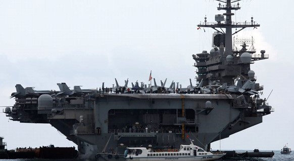 The Navy is again investigating the coronavirus outbreak on the aircraft carrier Theodore Roosevelt