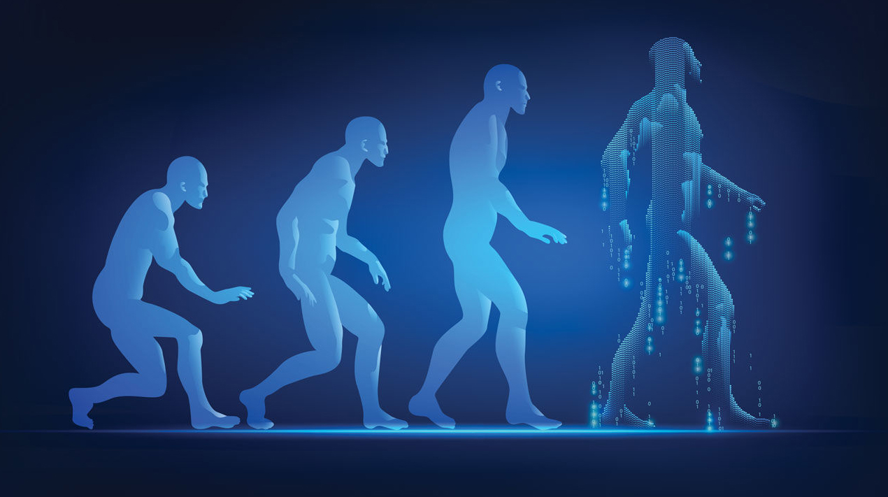 Engineers have implemented an evolution system in AI development technology