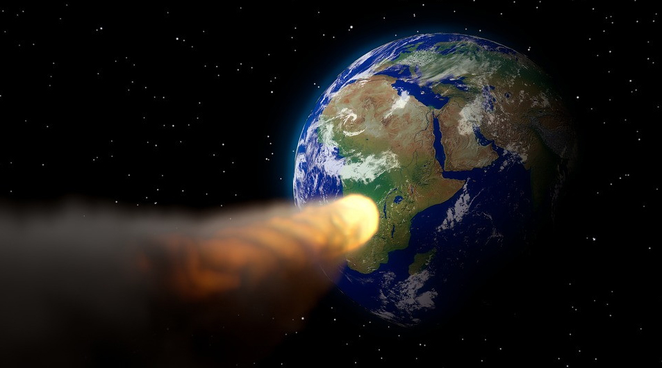 On April 29, a huge asteroid will fly near the Earth. He will not hurt the planet