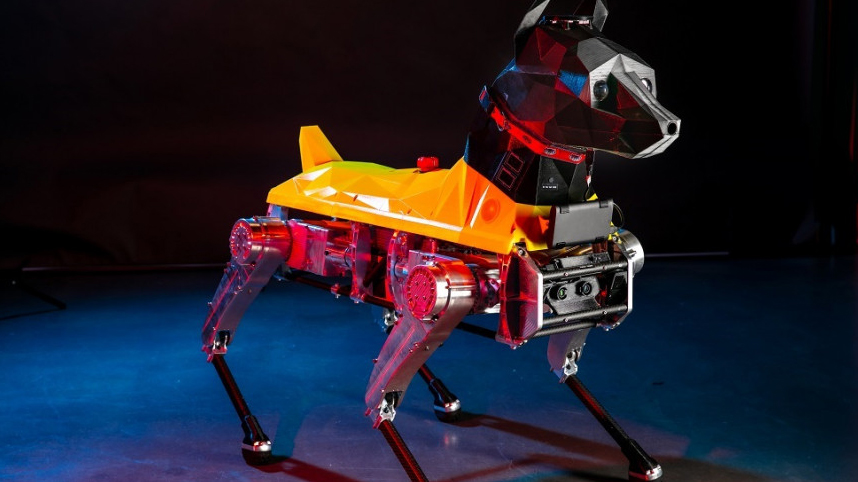 Google has improved the running of robots