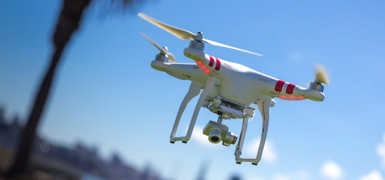 Drones taught how to use radio waves to charge sensors during flight