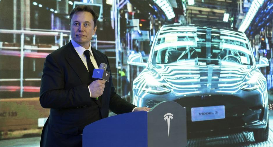 Tesla increases the production of electric vehicles