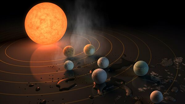 Astronomers have found a system of six exoplanets | FREE NEWS