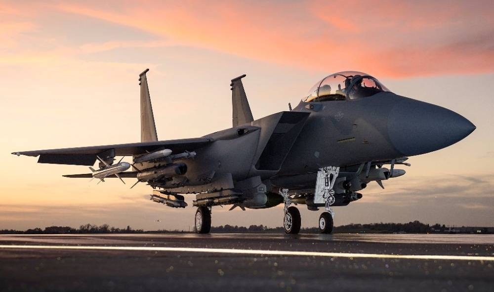 The most innovative fighter F-15QA made its first flight | FREE NEWS