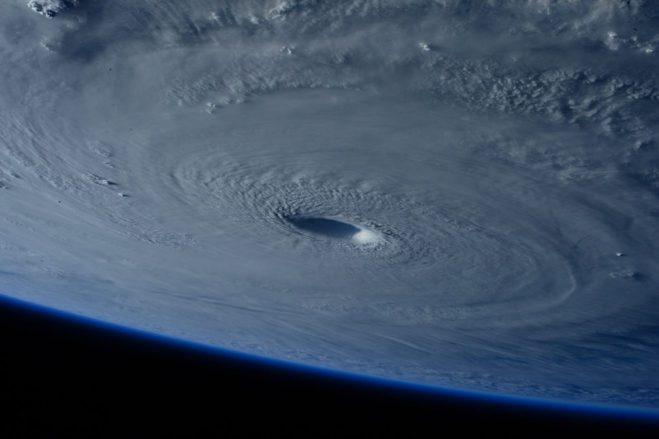 Global warming can slow down hurricanes. This is bad news
