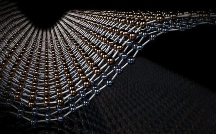 Graphene is the thinnest and most durable material known to man