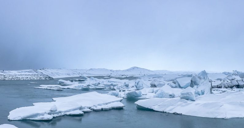 Research: Ancient methane does not affect ice melting in the Arctic