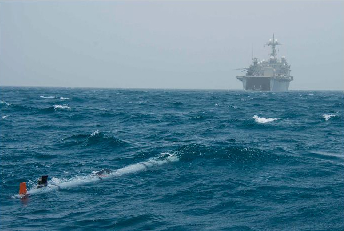 In the United States will create self-propelled anti-submarine mine torpedoes