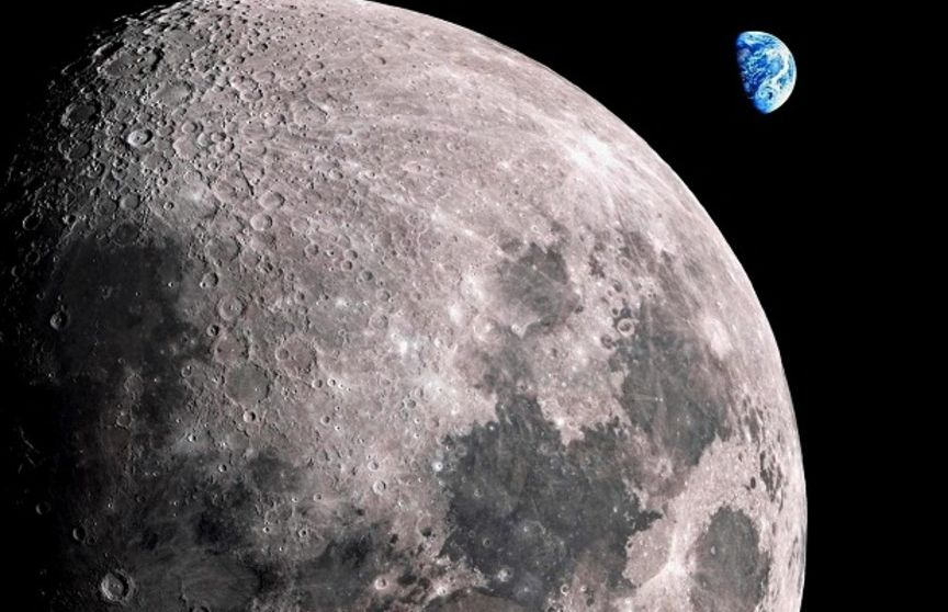 In two years, more than 100 small meteorites fell on the moon