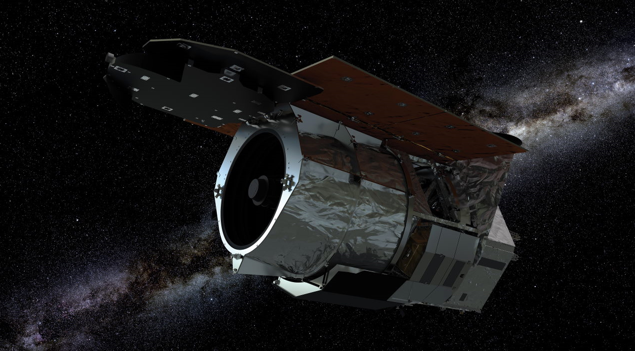NASA's telescope will search for planets outside the solar system