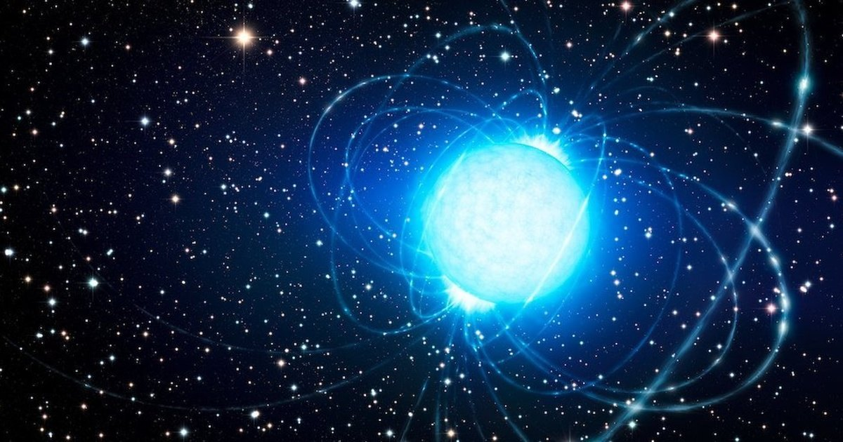 Scientists have found a neutron star near the Earth. She is only 240 years old!