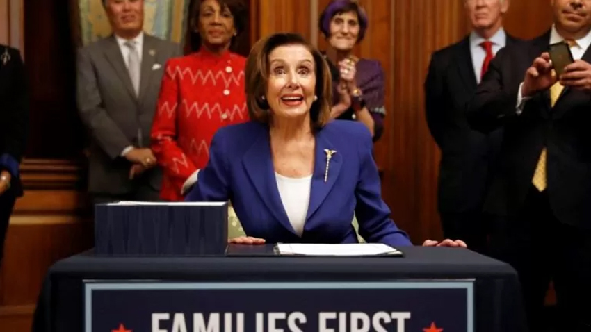 Pelosi: lawmakers close to agreement on small business assistance